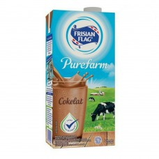 Frisian Flag UHT Milk Chocolate 900ml