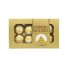 Ferrero Rocher Chocolate 8 pcs