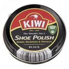 KIWI Shoe Polish Black 17,5ml