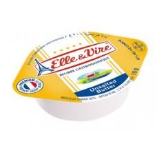 Unsalted Butter Elle & Vire 10 gr per pcs
