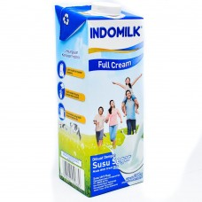 Indomilk Susu UHT 1000ml Full Cream