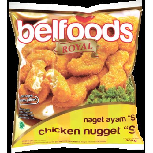 Dapur Kreasiku Nugget Tahu: Belfoods Royal Chicken Nugget 500gr