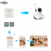 Hiseeu 1080P IP Camera Wireless Home Security IP Camera Surveillance Camera Wifi Night Vision CCTV Camera Baby Monitor