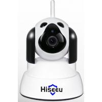 Hiseeu Home Security IP Camera Wi-Fi Wireless Smart Dog Surveillance 720P Night Vision CCTV Indoor Baby Monitor FH4