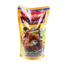 Indofood Soy Sauce Pouch 580ml