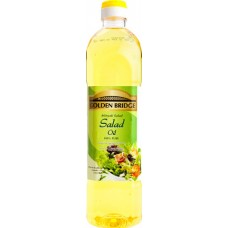 Golden Bridge Salad Oil 1 Liter