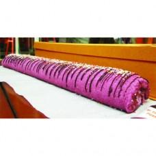 Long Roll Cake Taro LRC-004
