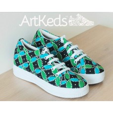 ArtKeds Shoes Motive 3 no 37