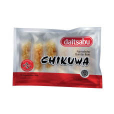 Daitsabu Mini Chikuwa 1kg Per Karton Isi 6