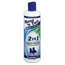 MANE 'N TAIL 2IN1 (Shampoo + Conditioner) Anti Dandruff 355ml