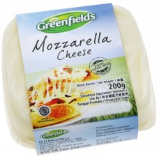 Greenfields Mozzarella Cheese 200 gr