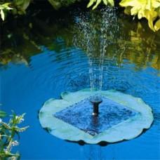 Air mancur tenaga surya