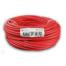 Kabel Solar Panel Single Core Merah 50M (SP 50 RD)