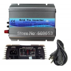 Grid Tie Inverter Solar Panel 600 W