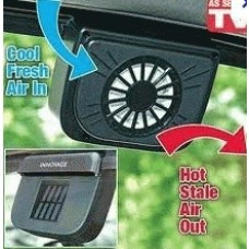 Car Solar Powered Auto Cool Fan Air