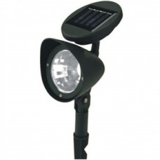 Garden Lamp Powered by Solar (Black )