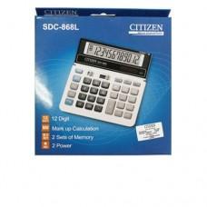 Calculator Citizen SDC 868 L (No 1)