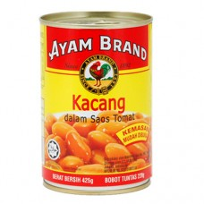 Brand Chicken Baked Beans 425g