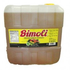 Bimoli Cooking Oil 18 L Jar