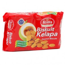 Roma Coconut Biscuit Pack 300gr