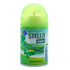 Stella Air Freshener Matic Green Refill 225ml