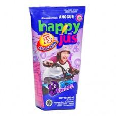 Happy Jus Anggur 200ml