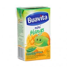 Buavita Mini Mangga 125ml Per pak ( 5 pieces )