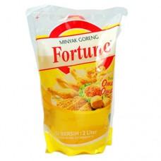 Minyak Goreng Fortune 2 L pouch