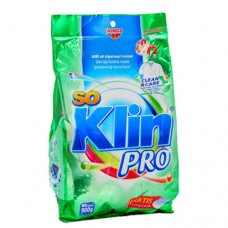 So Klin Pro Cleaners Clothing Detergent 900 gram
