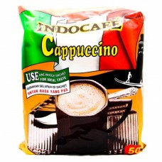 Kopi Indocafe Cappucino Per Pack (25gr x 50 Pieces)