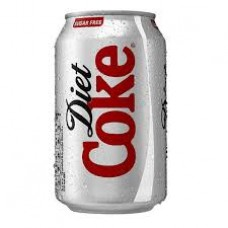 Coca-Cola Diet Drink Can 330ml