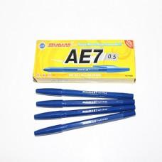 Standard Pen AE-7 Blue Per pack
