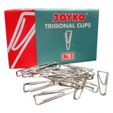 Clip Paper No 3 Joyko Trigonal