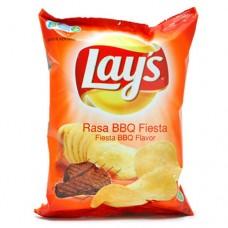 Chiki Lays Fiesta Barbeque Flavour 75 gram
