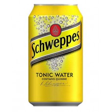 Minuman Schweppes Tonic Water 330ml
