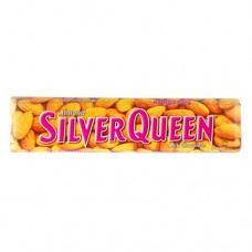 Silver Queen Almond Chocolate 68g