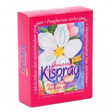 Lubricant Clothing Kispray Amoris 3 in 1 Box 24ml X 4