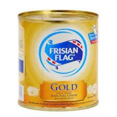 Frisian Flag Milk (Sweetened Condensed Milk Gold) 375 gr