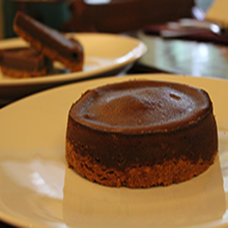 Choco Cheese Cake Small