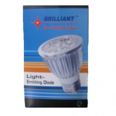 Lampu LED Brilliant MT 220v ww ( Warna Lampu Warm White )