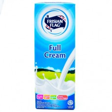 Frisian Flag Milk Full Cream  250 ml Per pak ( 5 pieces )