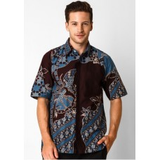 ShirtBank Laksana Short Sleeves Batik