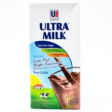 Ultra Milk Low Fat Chocolate 1000 ml