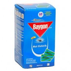 Baygon Masquito Repellant Mat 60's