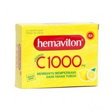 Hemaviton C1000 4gr X 5sch