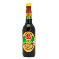 ABC Kecap Asin 620 ml Botol