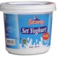 Cimory Yoghurt Plain 400 ml