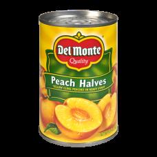 Delmonte Peach Halves 825 gram