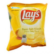 Chiki Lays Classic Salty Flavour 40 gram