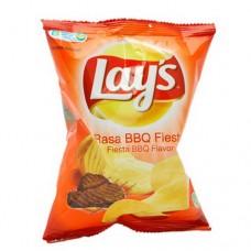 Chiki Lays Fiesta Barbeque Flavour 40 gram